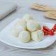 Bocconcini bianchi vaschetta 250 grammi