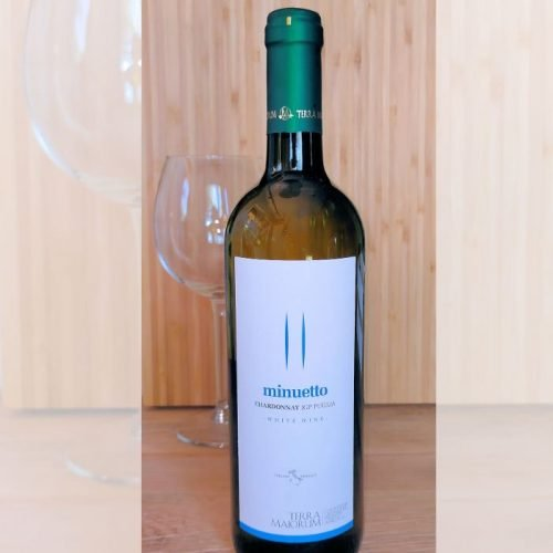 Vino bianco chardonnay igp puglia