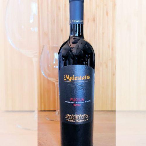 Vino Nero di Troia IGP Puglia