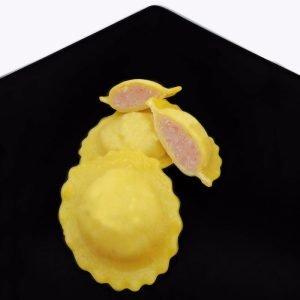 Pasta fresca pugliese a forma di cherubini